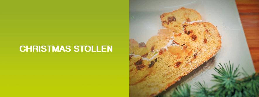 gluten free christmas stollen
