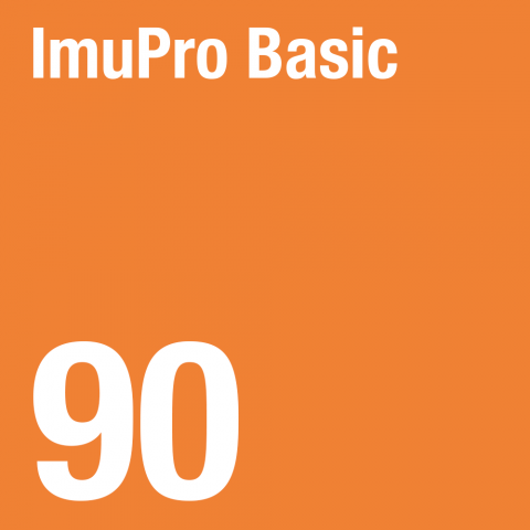 ImuPro Basic - 90 foods analysed